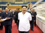 Kim Jong-un, entre municiones