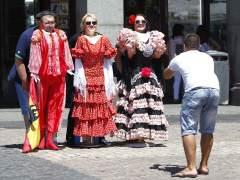 Récord de turistas en España: 12 millones hasta marzo, el 14% más