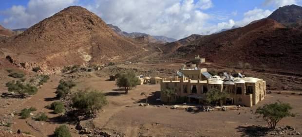 Feynan Ecolodge, en Jordania