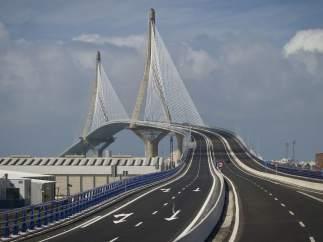 Inauguración del puente Constitución 1812