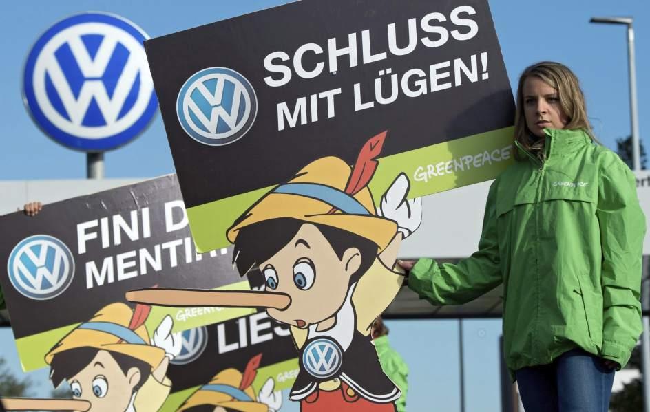 Volkswagen, ¡No más mentiras!