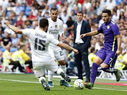 Real Madrid-Málaga