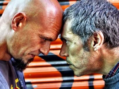 Iván Ferreiro y César Pérez Gellida