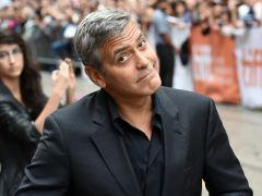 """George Clooney: """"Tenemos a un demagogo en la Casa Blanca"""""""