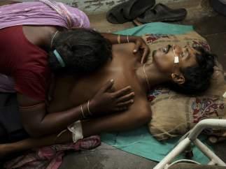 Intoxicación mortal en India