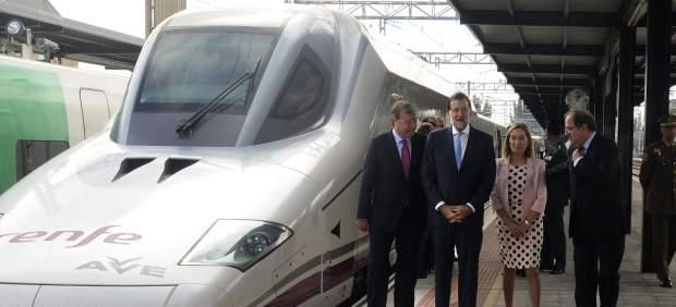\El AVE llega a León\