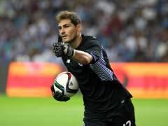 "Casillas: ""Creo que a�n puedo aguantar dos a�os m�s"""