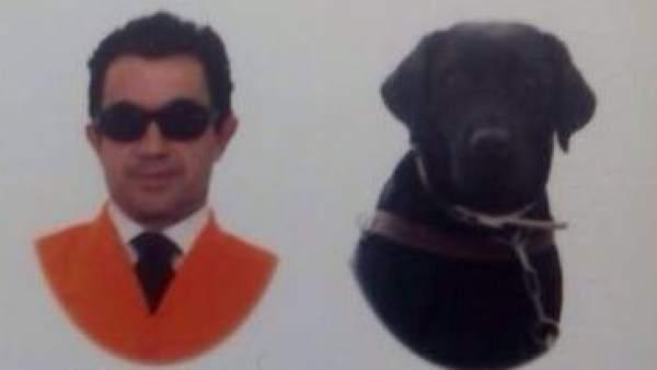 Idena, la perra graduada
