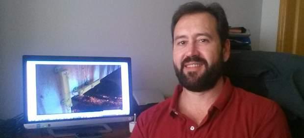 Miguel Gutiérrez y su diseño(design) para la NASA