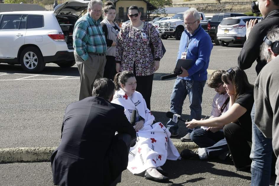 Diez muertos en un tiroteo en EE UU