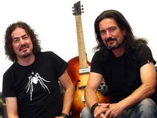 Pedro Andreu y Joaqu�n Cardiel
