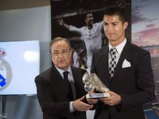 Cristiano Ronaldo, una leyenda del Madrid