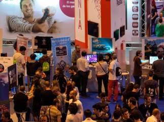 Así fue el primer día de la Madrid Games Week