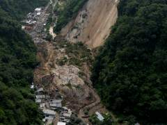 Guatemala descarta hallar m�s supervivientes del alud