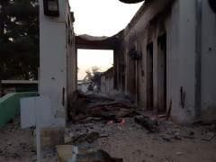 """MSF contradice a EE UU: """"Solo hab�a personal sanitario o pacientes en el hospital"""""""