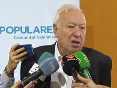 Margallo dice que mendigar la investidura ilustra el sinsentido soberanista