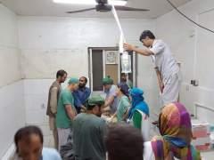 Obama se dsiculpa con MSF por el ataque a su hospital
