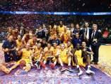 El Barça gana la Supercopa