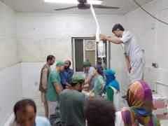 EE UU suspende a los militares vinculados al ataque al hospital de MSF en Afganist�n