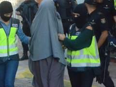 Diez detenidos en Espa�a y Marruecos vinculados a Estado Isl�mico