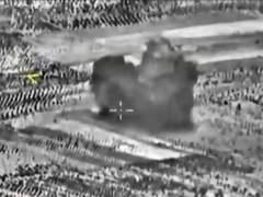 Nuevos ataques rusos en Siria dejan v�ctimas civiles y cortan el suministro de armas de EI