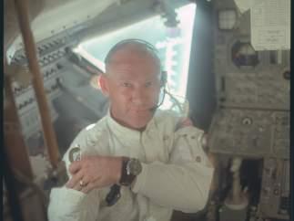 'Buzz' Aldrin