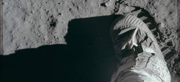Pisada en la Luna