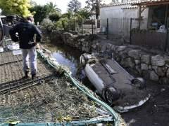 Inundaciones en la Costa Azul