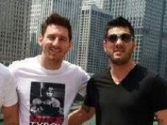 Mat�as Messi, acusado de tenencia ilegal de arma de fuego