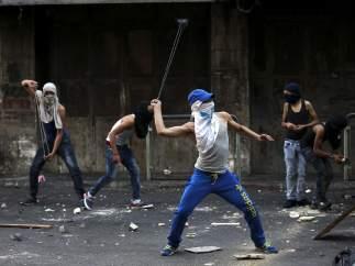 Enfrentamientos en Hebr�n