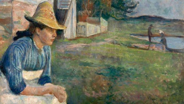 'Atardecer', 1888