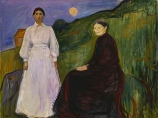 'Madre e hija', 1897