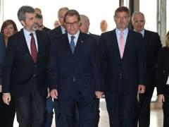 """Mas: """"El uso partidista de la Justicia puede mermar el sustento democr�tico"""""""