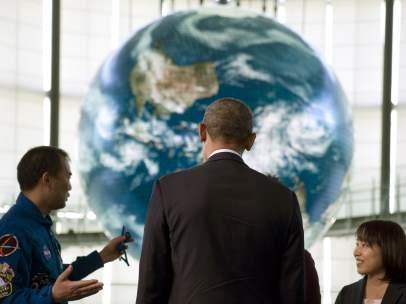 Barack Obama, en Japón
