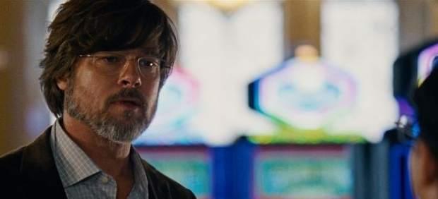 Brad Pitt in 'The Big Bet'