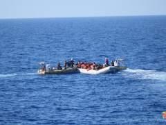 Al menos 700 personas han muerto en el Mediterráneo en los últimos días