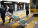Muere una mujer en un McDonald's de Hong Kong
