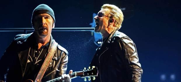 U2 concierto Palau Sant Jordi 2015.