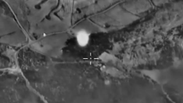 Bombardeos rusos en Siria
