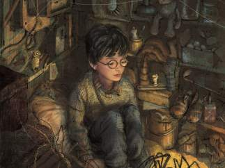 Nueva ilustraci�n de Harry Potter