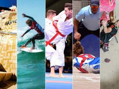 ¿Cinco nuevos deportes olímpicos?