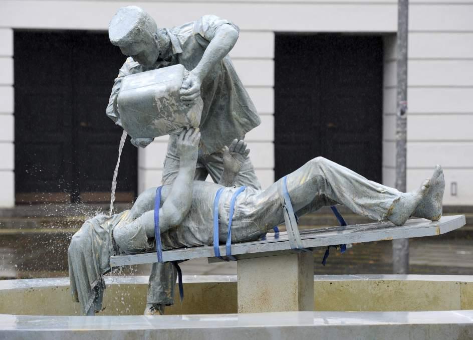 Artistas contra la tortura
