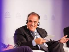 """Javier Tebas compara a la FIFA con """"la mafia siciliana"""""""