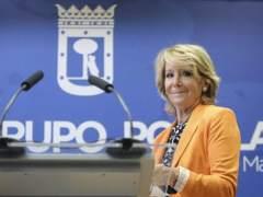 """Aguirre: """"A Blesa le mantuvo quien le mantuvo y a Rato le puso quien le puso"""""""