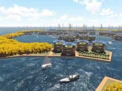 Construir�n en 2020 una isla-ciudad independiente