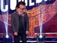 �Podr�a Rajoy actuar en El Club de la Comedia?