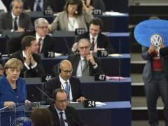 Merkel dice que la crisis refugiados cambiar� Europa