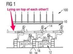 Airbus patenta el dise�o de un nuevo avi�n con literas para ahorrar espacio