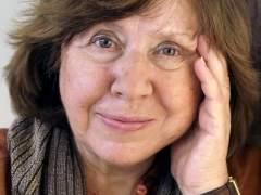 Svetlana Alexijevich, Nobel de Literatura 2015