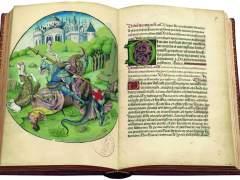 Libro de  horas de Carlos de Angulema